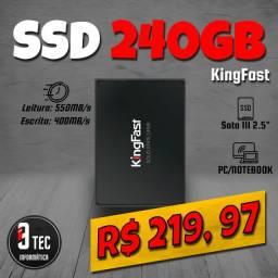SSD 240GB Kingfast F6 PRO