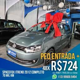 Spacefox Itrend 2012 Completo