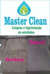 Higienização profissional de estofados