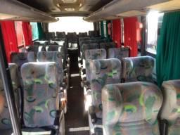 Conjunto de bancos 25 lugares completo micro-ônibus, ônibus