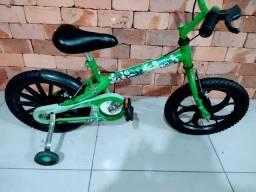 Bicicleta Caloi 16