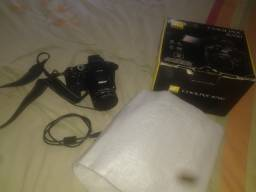 Título do anúncio: Vendo ou troca máquina Nikon 4lk