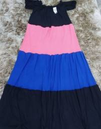 Título do anúncio:  Líquida Vestido longo  de $45 por $30 avista