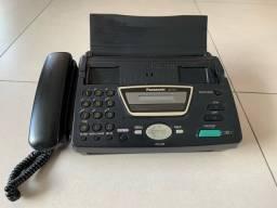 Título do anúncio: Telefone Fixo e Fax Panasonic