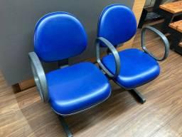Título do anúncio: Cadeira Dupla Recepção