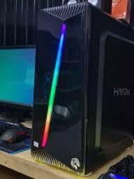 Título do anúncio: Pc Gamer AMD Phenon 2 X2 555 3.20Ghz 8Gb Ram SSD+HD