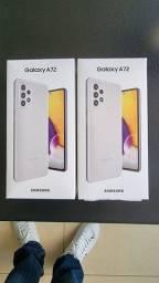 Galaxy A72 Branco 128gb Anatel Lacrado e NF