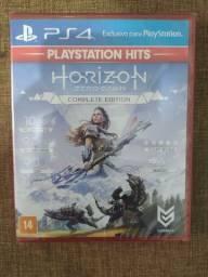 Título do anúncio: Jogo PS4 HORIZON lacrado!