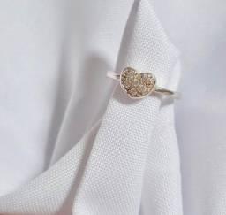 Anel de prata 925 tamanho 16