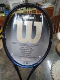 Vendo raquete de tênis da marca Wilson