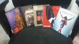 Título do anúncio: Parte da coleção do Rei do Pop