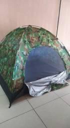 Barraca Camping Iglu Camuflada 4 Lugares Hy-1130