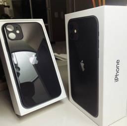 iPhone 11 Preto 128 gb Usado.