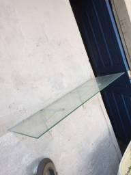 Título do anúncio: Prateleira de vidro 55 x 20  29,99 a peça