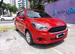 Título do anúncio: Ford KA 1.0 TI-Vct Flex SE<br>2017/2018