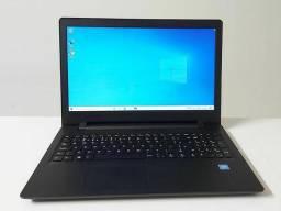 Título do anúncio: Notebook Lenovo Ideapad 110 - 4gb - SSD 120gb - Intel Celeron 1.6ghz - Seminovo