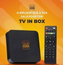 Título do anúncio: Tb box todos os canais
