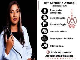 Fisioterapia Domiciliar.