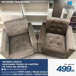 Título do anúncio: Sofá confortável para sala de Estar - Direto de Fabrica