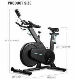 Bicicleta Spinning Magnética Ovicx Q200