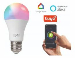 Smart Led 10w Wifi Bivolt Branca E Colorida Next Electric®