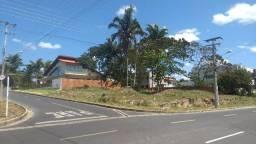 Exc terreno no Aldebaran medindo 502m² com registro de imóvel de esquina