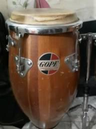 Percussão GOPE bem conservada promoção