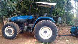 Trator New holland tm 140