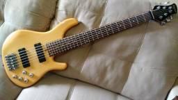 Vendo Bass Tagima Special Serie 6 Cordas Impecável