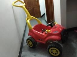 Carrinho Smart Passeio com Pedal 99854-4655