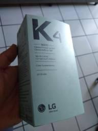 Smartphone LG K4 Novo (1 semana de uso)