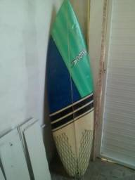 Prancha de Surf Floter 5´10 com bordas grossas e quilhas fixas