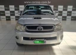 Toyota - Hilux CD SRV D4-D 4x4 3.0 TDI Diesel Aut - 2009