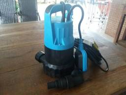 Bomba de água submersível