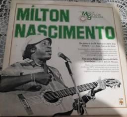 Vinil Milton Nascimento