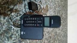 Vendo esse telefone sem fio