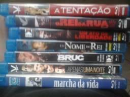Blu-Ray's e DVD's Tá Barato Demais !!!!