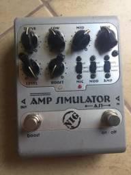 Pedal amp simulator nig