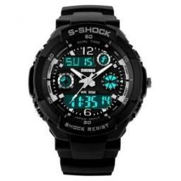 Relógio Digital e Analógico Skmei 0931 Prova D'água
