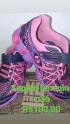 Sapato feminino academia