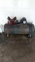 Compressor 1.200 reais