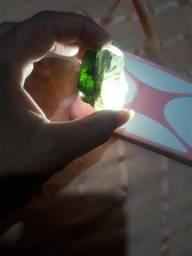 Vendo ou troco esmeralda ou turmalina R$ 300