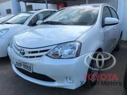 Seminovo Xapuri Motors - Etios XS - 2016