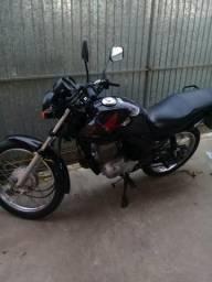 Vendo moto fan es cg125 - 2012