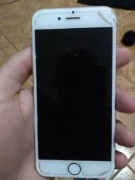 Iphone 6, 16GB Dourado Usado!