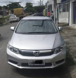 Honda civic lxl 2012 - 2012