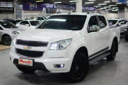 Chevrolet S10 S10 2.4 MPFI LTZ 4X4 CD 8V FLEX 4P MANUAL 5P - 2014