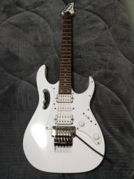 Guitarra Ibanez JEM Jr. Branca