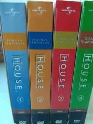 Box DVD House