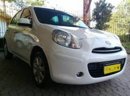 Nissan March 1.6 S impecável ( completo, ipva pago ) - 2012